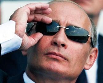 """""""Mən qızlarımla fəxr edirəm"""" - <font color=red>Putin</font>"""