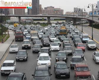 """Bakıda """"21 dekabr""""a görə yollarda maşın azdır"""