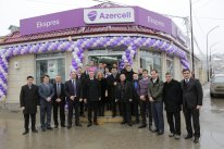 Azercell yeni Ekspres ofisini istifadəyə verib