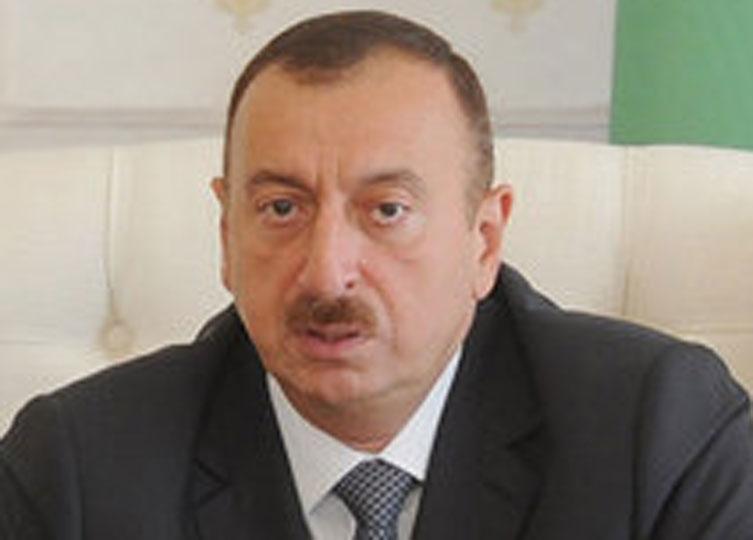 Prezident ad günündə Sumqayıta getdi