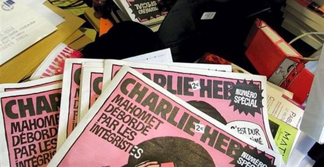 Fransa jurnalı peyğəmbərdən yazdı