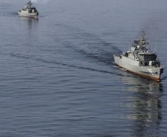 İran gəmiləri saxlanıldı