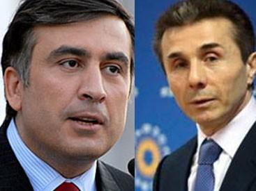 Saakaşvilinin bağladığını İvanişvili açır