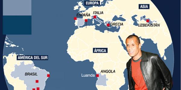 Rivaldo 41 yaşında transfer oldu