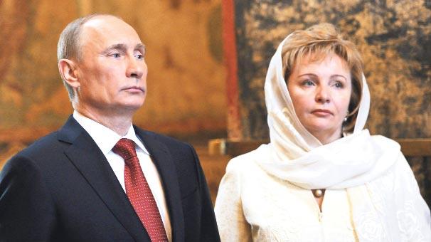 Putinin ikinci həyat yoldaşı kimdir?