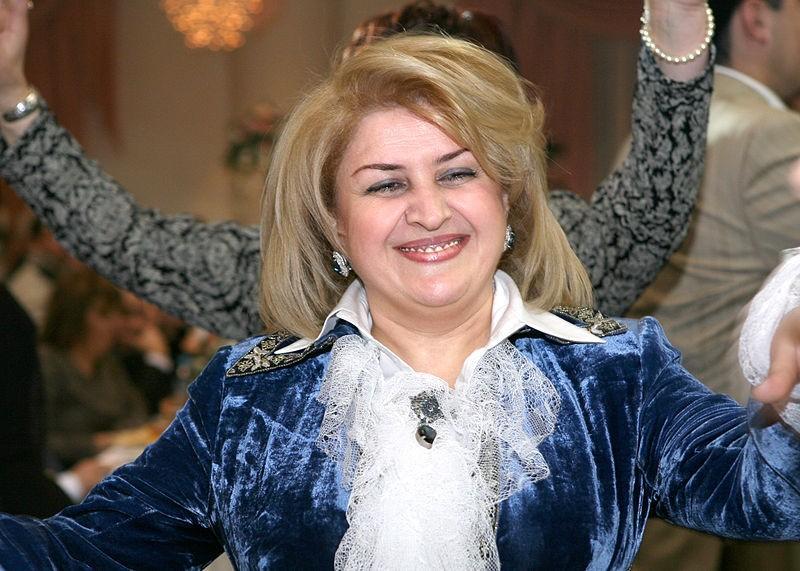 Ermənistanın birinci xanımı tanqo bəstələyib