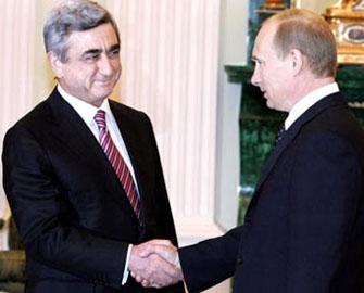 Putin erməniləri sevindirdi