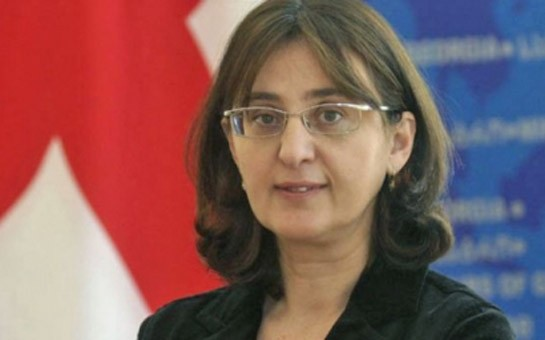 Gürcü nazir Qarabağla bağlı fikirlərinə aydınlıq gətirdi