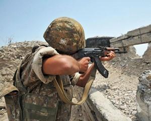 Ermənistanda da əsgər xəstəlikdən öldü