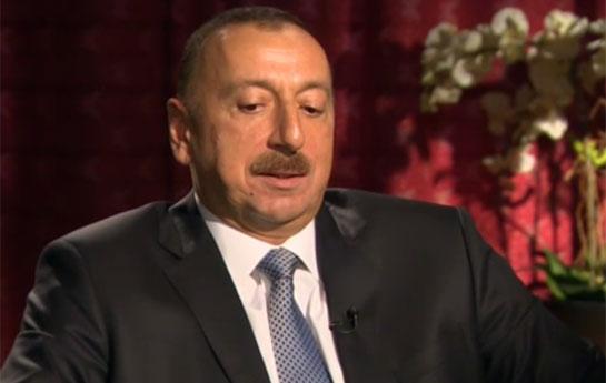 İlham Əliyev bp-nin sədri ilə görüşdü