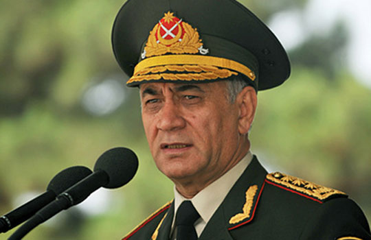 Ramil Usubov hesabat verdi