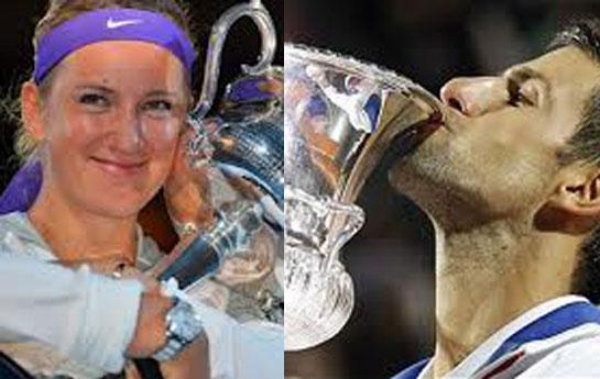 Cokoviç və Azarenka turnirin qalibi oldular