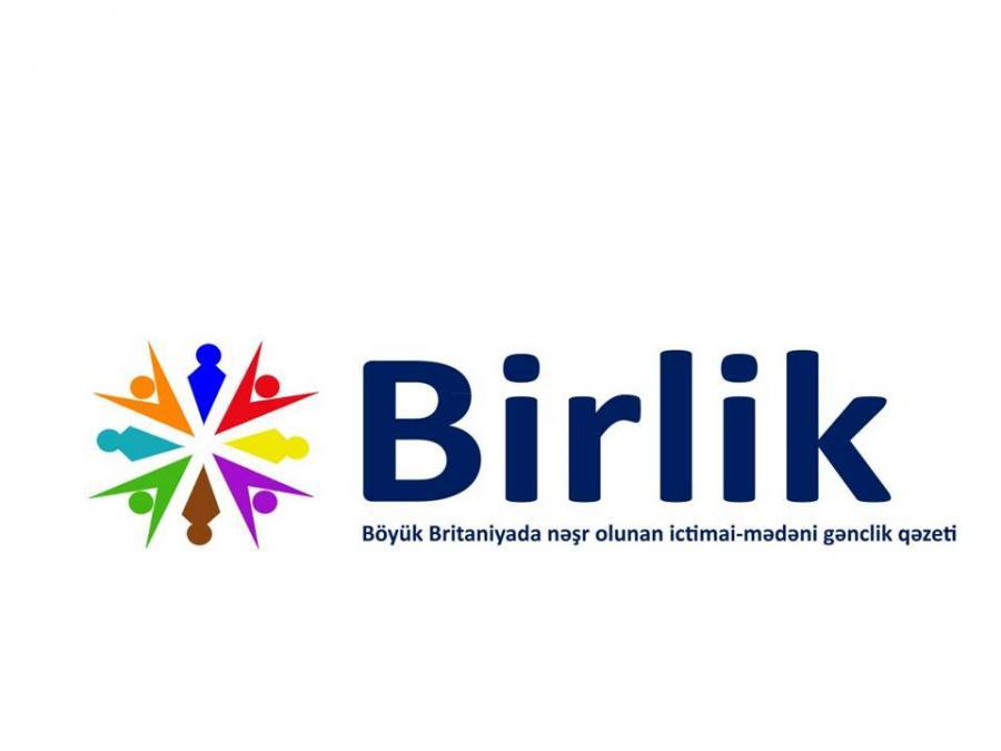"""Böyük Britaniyada """"Birlik"""" qəzeti"""