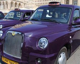 London taksilərinin sayı artırılacaq