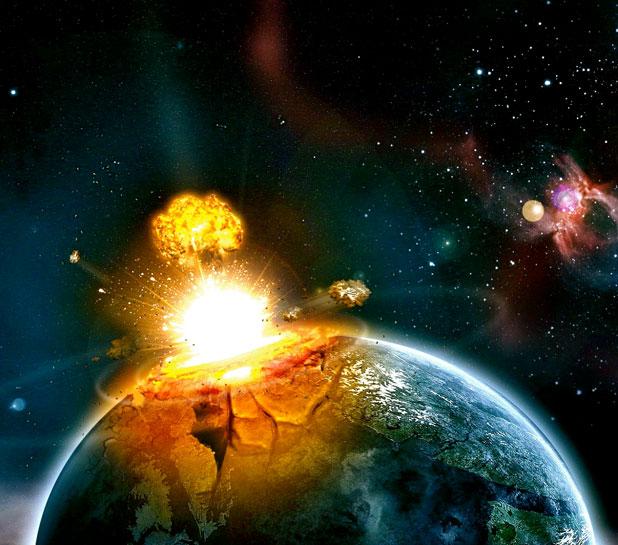 Yerə asteroid yaxınlaşır
