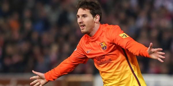 Messi 300-ü keçdi