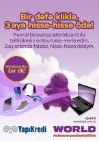 Virtual kartla gerçək alış-veriş