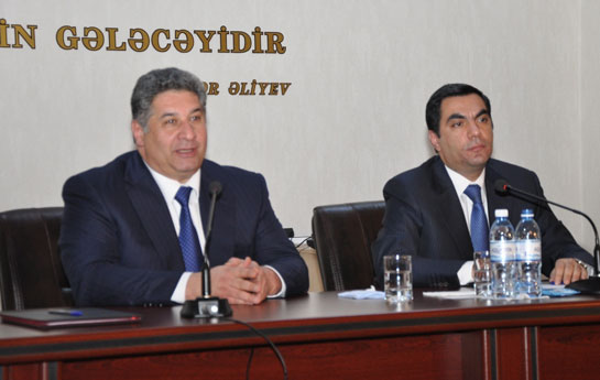 Bakı Ali Neft Məktəbinin tələbələrinə güzəştli kartlar təqdim edilib