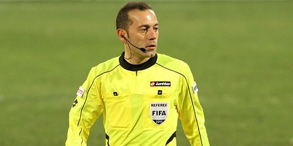 """Mançester Yunayted""""-""""Real"""" Madrid qarşılaşmasında türk hakim"""