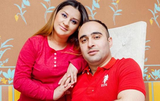 Hamilə Xatirə İslam görüntüləndi - <font color=red>Fotolar</font>