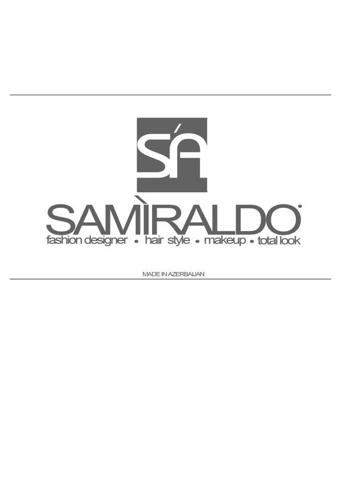 Samiraldo öz adına brend yaratdı