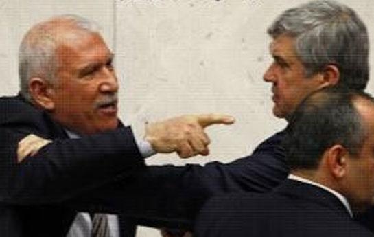 Türkiyədə deputatlar yenə dalaşdı -<font color=red> Video</font>