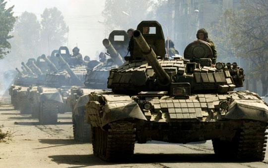 Ermənistan tankları və artilleriyası məhv ediləcək