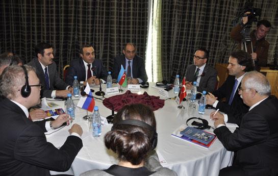 Azərbaycan, Rusiya və Türkiyə QHT-ləri bir arada