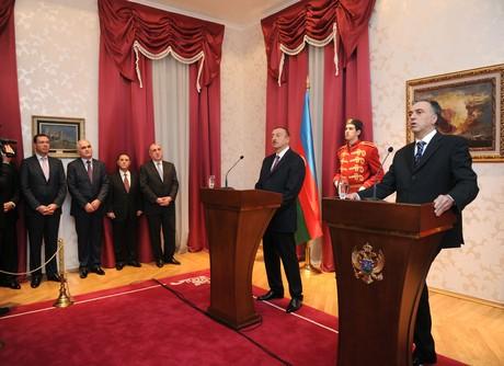 Monteneqroda Azərbaycan hökumətinin maliyyəsi ilə bağça tikilir