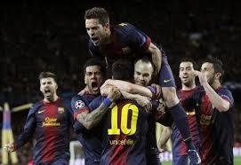 """""""Barselona""""nın qisası ağır oldu"""