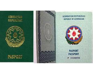 Pasportların alınmasına görə dövlət rüsumu dəyişdirilir