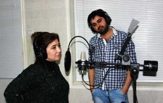 Aygün Bəylər və Mirkamil duet oxudu