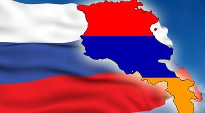 Rusiya hərbçiləri Ermənistanda