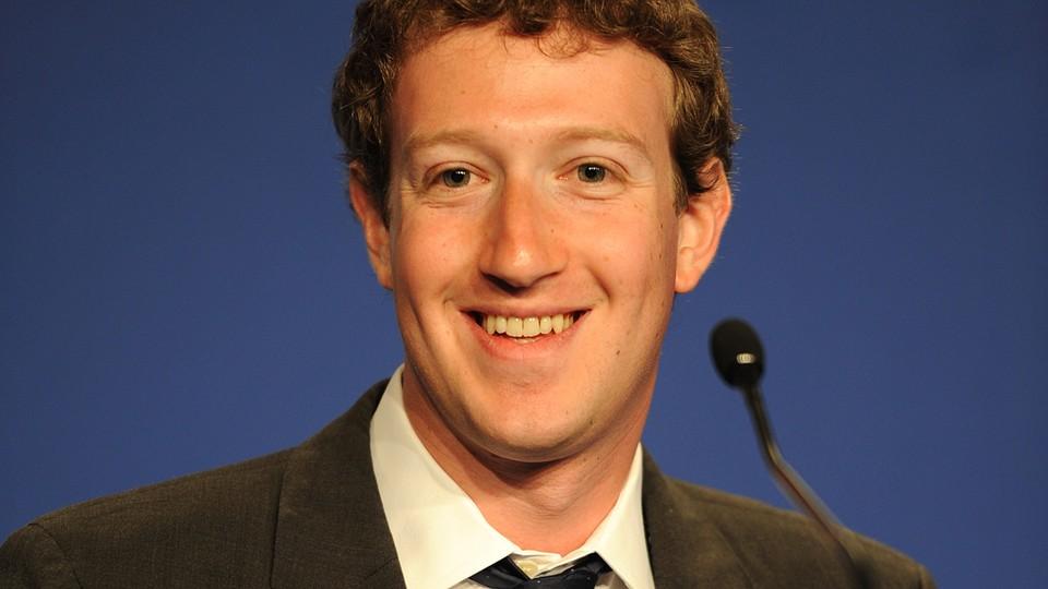 """""""Facebook""""un sahibi siyasi təşkilat yaradır"""