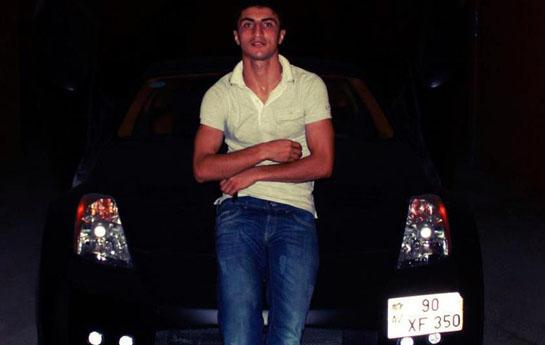 İki nəfəri vuran Araz Abdullayevə futbol oynamaq qadağan olundu
