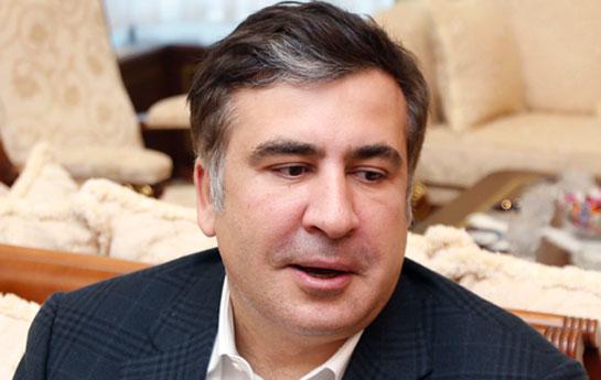 Saakaşvili Türkiyəyə getdi
