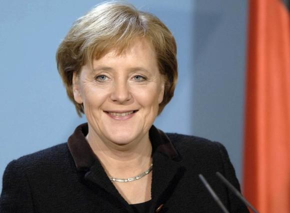 Merkel 2015- ci ildə gedir