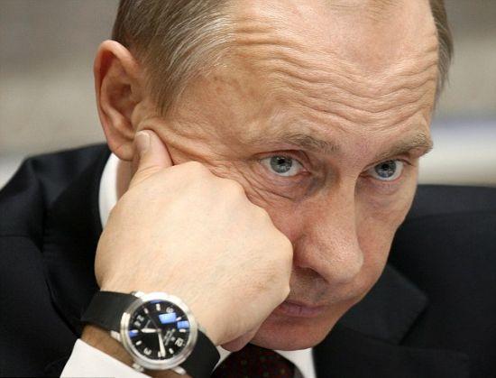 Putinin dissertasiyası oğurluq çıxdı