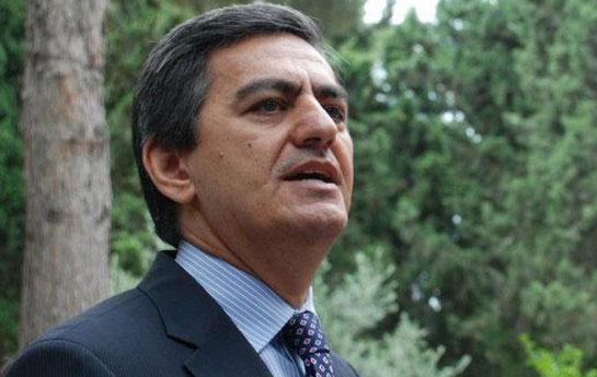 Əli Kərimli bazardan yazdı