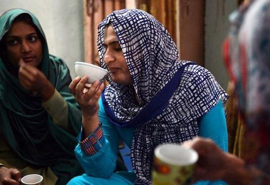 Pakistandakı seçkilərdə transseksual namizəd - <font color=red>Fotolar</font>