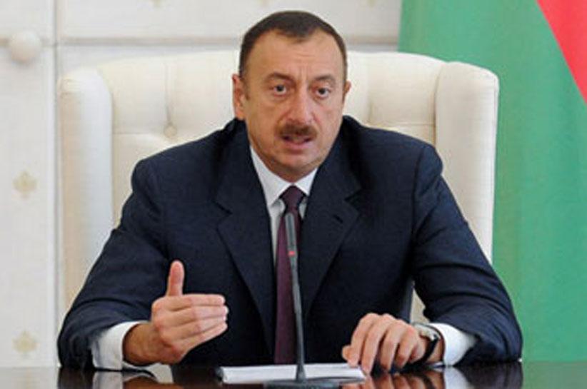 İlham Əliyev  Cüdo Federasiyasının prezidentini qəbul edib