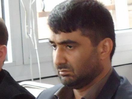 İslam Partiyasının sədr müavini azadlıqda