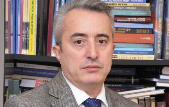Ramiz Mehdiyev teleaparıcının kitabına ön söz yazdı - <font color=red>Foto</font>
