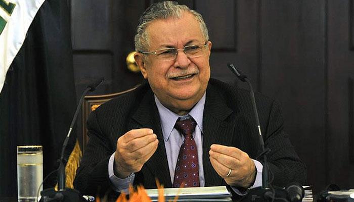 İraq prezidentinin ölüm xəbəri yayılıb