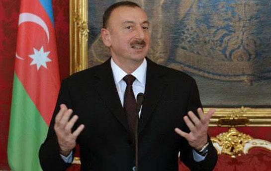 """""""Qəlblərimiz arasındakı məsafə lap qısadır"""" –<font color=red> İlham Əliyev</font>"""