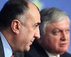 Məmmədyarov Nalbandyanla görüşdü