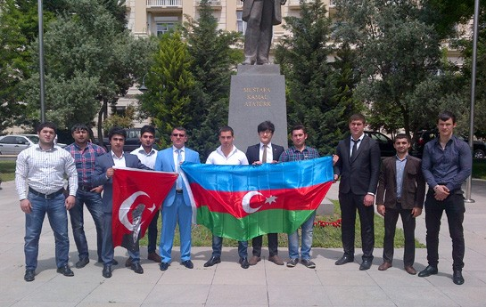 Mustafa Kamal Atatürk anıldı