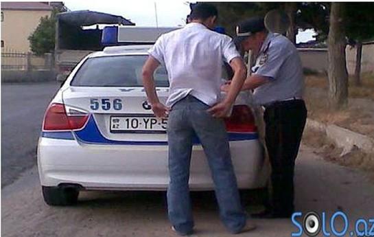 Yol polisi 37 min piyadanı cərimələdi - <font color=red>APA TV</font>