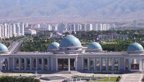 Türkmənistanın paytaxtı rekordlar kitabına düşdü