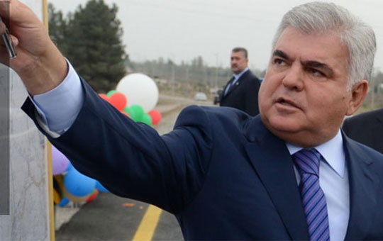 Ziya Məmmədovun səlahiyyətləri artırıldı